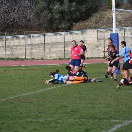 RC MARSEILLAIS  - AS GRANE